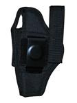 TG260B12-6 Black Ambidextrous BELT Holster with pouch Size 12 (6 pcs)