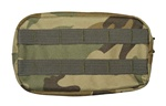 TG310C-2 Woodland Camouflage MOLLE Utility Pouch (2 pcs)