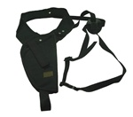 Airsoft TG201B-4 Black Vertical Shoulder Holster Right Handed (4 pcs) - 3L-INTL