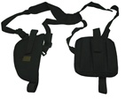 TG202B-4 Black Vertical Shoulder Holster Right Handed (4 pcs) - 3L-INTL