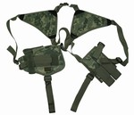 TG208AA ACU Digital Shoulder Holster with One Holster and One Magazine Pouch - 3L-INTL