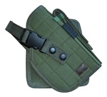 TG244GR OD Green MOLLE Cross Draw Holster Right Handed - 3L-INTL
