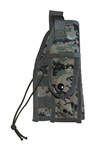 TG259W-2 Woodland Digital Camo MOLLE Tactical Holster with Pouch (2 pcs) - 3L-INTL