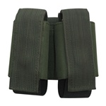 TG303G OD Green MOLLE Double 40MM Grenade/M16 Mag Pouch - 3L-INTL