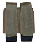 TG303T-2 Tan MOLLE Double 40MM Grenade/M16 Mag Pouch (2 pcs) - 3L-INTL
