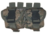 TG306W Woodland Digital Camouflage MOLLE Hand Grenade Pouch - 3L-INTL
