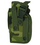 TG307C-6 Woodland Camouflage MOLLE Ambidextrous Pistol Holster (6 pcs) - 3L-INTL