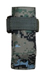 TG312W-5 Woodland Digital Camo MOLLE Flashlight Pouch (5 pcs) - 3L-INTL