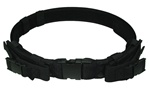 TG402B-2 Black Tactical Utility Belt with Mag Pouches up to Size 46 (2 pcs) - 3L-INTL